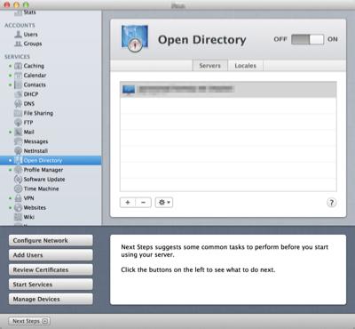 enable-opendirectory